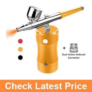 Cosscci handheld airbrush kit- A smartmini airbrush compressor kit
