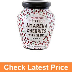 Trader Joe's Pitted Amarena Cherries