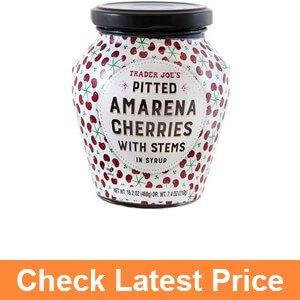 Trader Joe's Pitted Amarena Cherries