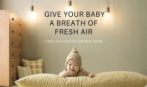 Best Air Purifier for Baby room